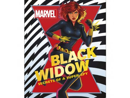 marvel the black widow cover 9780241428016