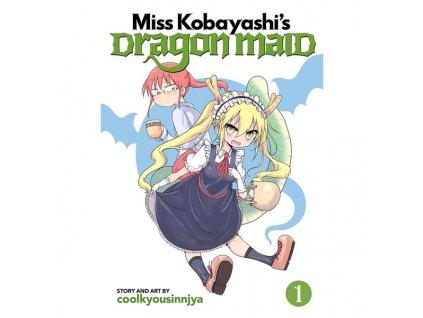 miss kobayashis dragon maid 01 cover 9781626923485