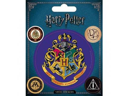 harry potter hogwarts nalepky 5 pack 5050293473871