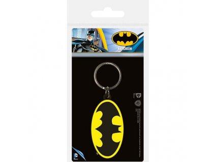 dc comics batman symbol klucenka 5050293381909