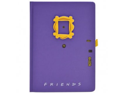 Friends Frame Zápisník 5051265729392