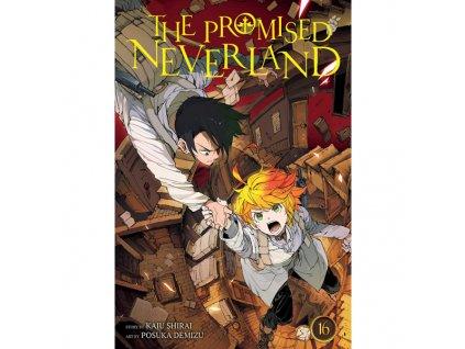 promised neverland 16 9781974717019