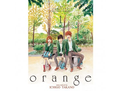 orange the complete collection 1 9781626923027