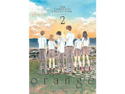 orange the complete collection 2 9781626922716