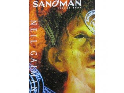 absolute sandman volume four 9781401210854