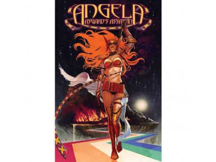angela asgards assassin 1 priceless 9780785193562