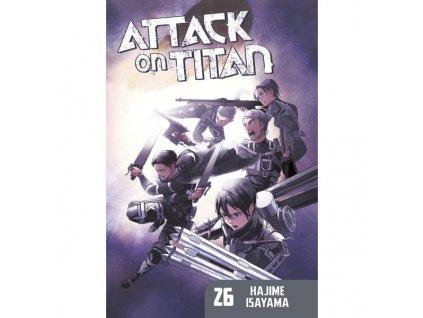 attack on titan 26 9781632366542