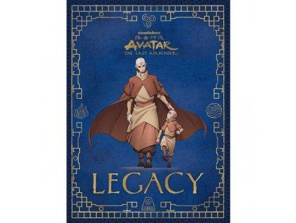 avatar the last airbender legacy 9781608874477