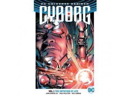 cyborg 1 the imitation of life rebirth 9781401267926