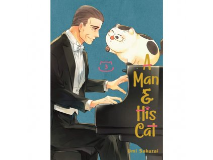 a man and his cat 3 9781646090280