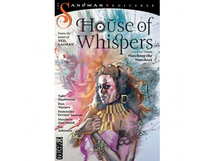house of whispers 3 watching the watchers the sandman universe 9781779504319
