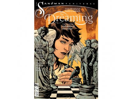 dreaming 3 one magical moment the sandman universe 9781779502834