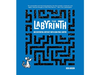 labyrinth an existential odyssey with jean paul sartre 9781419740022