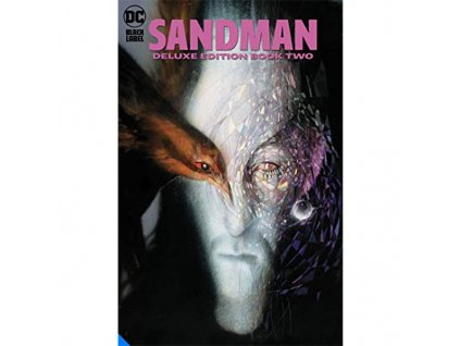 sandman the deluxe edition book two 9781779508119
