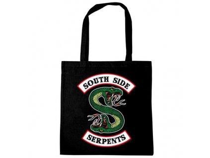 riverdale tote bag south side serpents taska 4045846358089