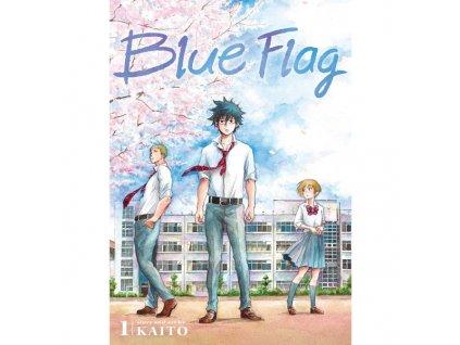 blue flag 1 9781974713011