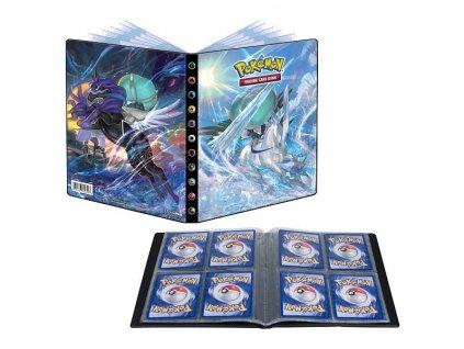 album ultrapro pokemon a5 4 pocket swsh06 chilling reign 074427156503