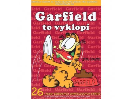 garfield to vyklopi 9788087083512