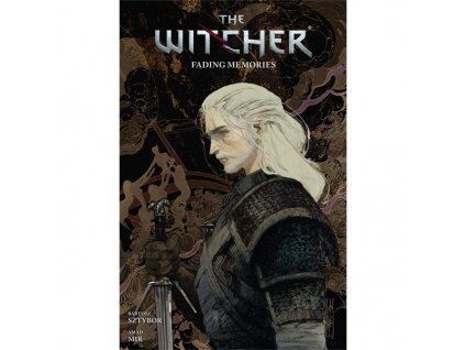 witcher 5 fading memories 9781506716572