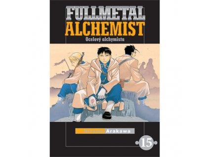 fullmetal alchemist ocelovy alchymista 15 9788076790452