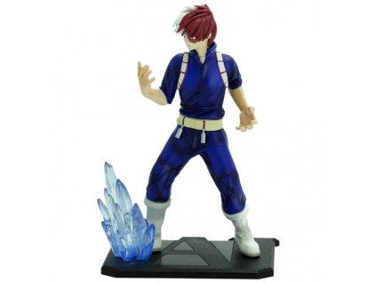 my hero academia pvc statue shoto todoroki 3665361021131