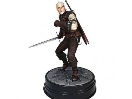 witcher 3 wild hunt pvc statue geralt manticore 761568007572