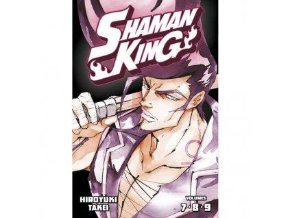 shaman king omnibus 3 vol 7 8 9 9781646512065