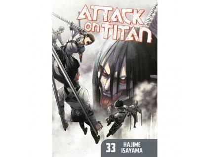 attack on titan 33 9781646510269