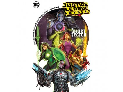 justice league odyssey 1 the ghost sector