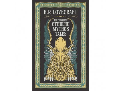 h p lovecraft complete cthulhu mythos tales 9781435162556