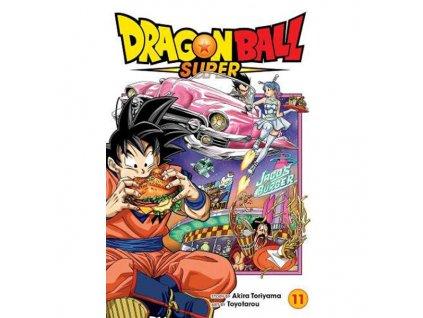 dragon ball super 11 9781974717613