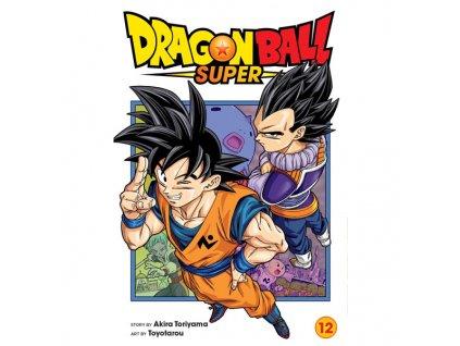 dragon ball super 12 9781974720019