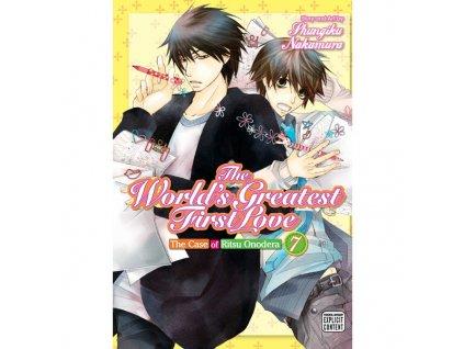 world s greatest first love 7 9781421596501
