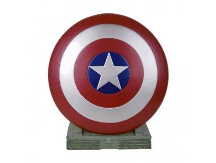 marvel coin bank captain america shield pokladnicka 3760226377917