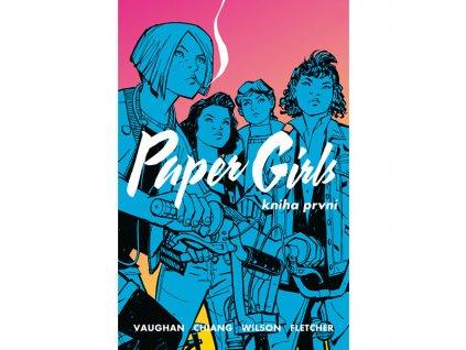 paper girls 9788074499548