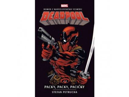 deadpool packy packy pacicky 9788076790667