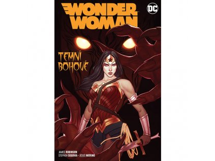 wonder woman 8 temni bohove 9788076790056