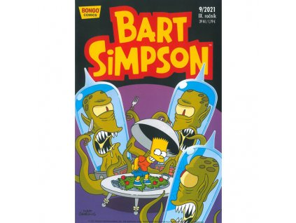 simpsonovi bart simpson 09 2021 9786660075978