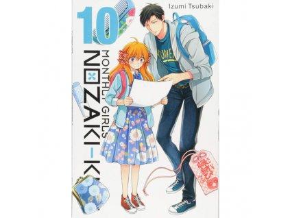 monthly girls nozaki kun 10 9781975383640