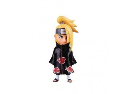 naruto shippuden mininja mini figure deidara series 2 exclusive 819872011980