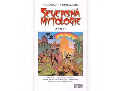 severska mytologie 1 komiks 9788025735619