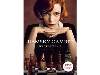 damsky gambit 9788025736005