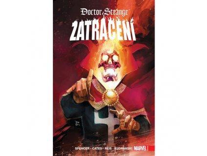 doctor strange 8 zatraceni 9788076790711