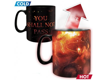 lord of the ring you shall not pass heat change salka 3665361061304