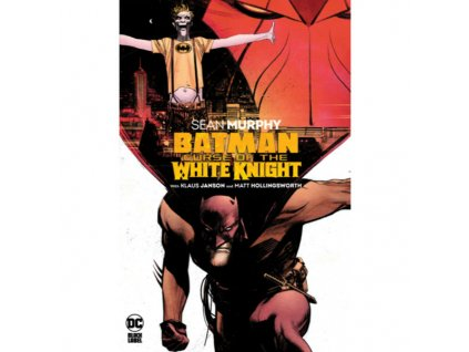 batman curse of the white knight 9781779512581