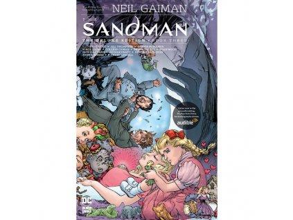 sandman the deluxe edition book three 9781779510273