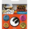 Star Wars Rebels Odznaky (5-Pack)