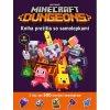 Minecraft Dungeons: Kniha prežitia so samolepkami