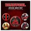 deadpool outta the way odznaky 5 pack 5050293805382