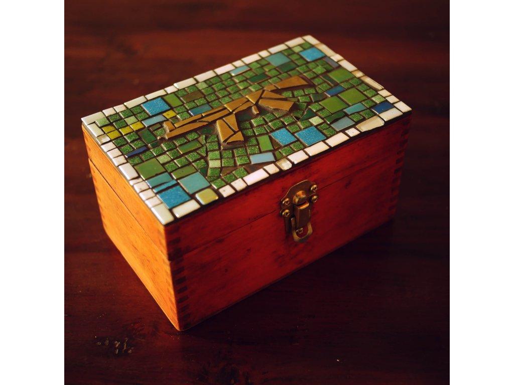 samopal box